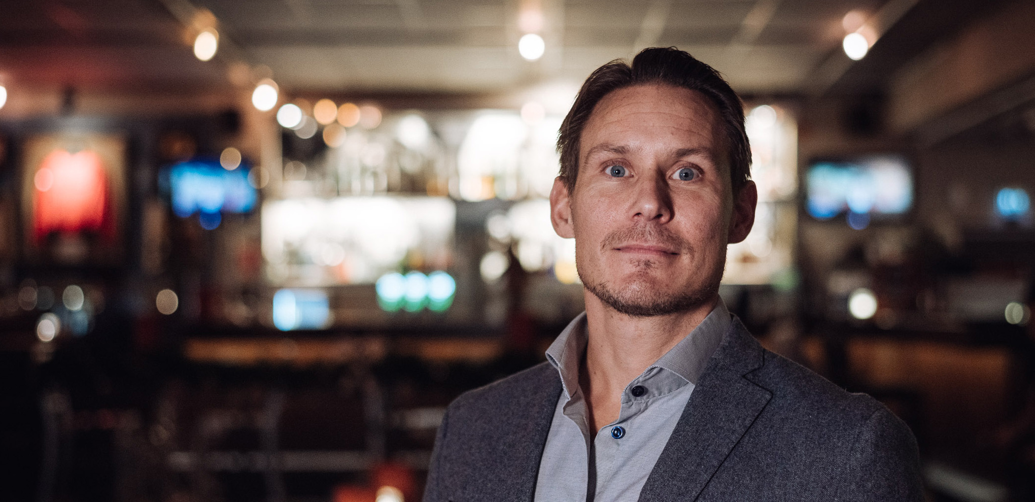 Anders Winblad COO Hard Rock Café