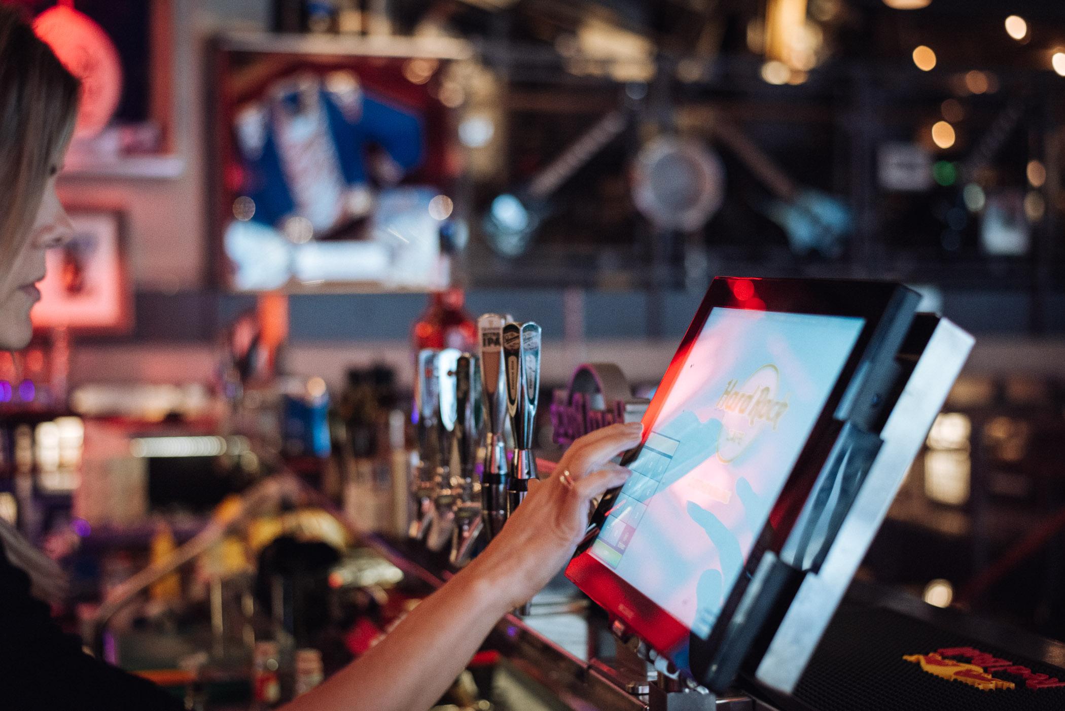 Nordens ledande kassasystem för restaurang, hotell, café och bar
