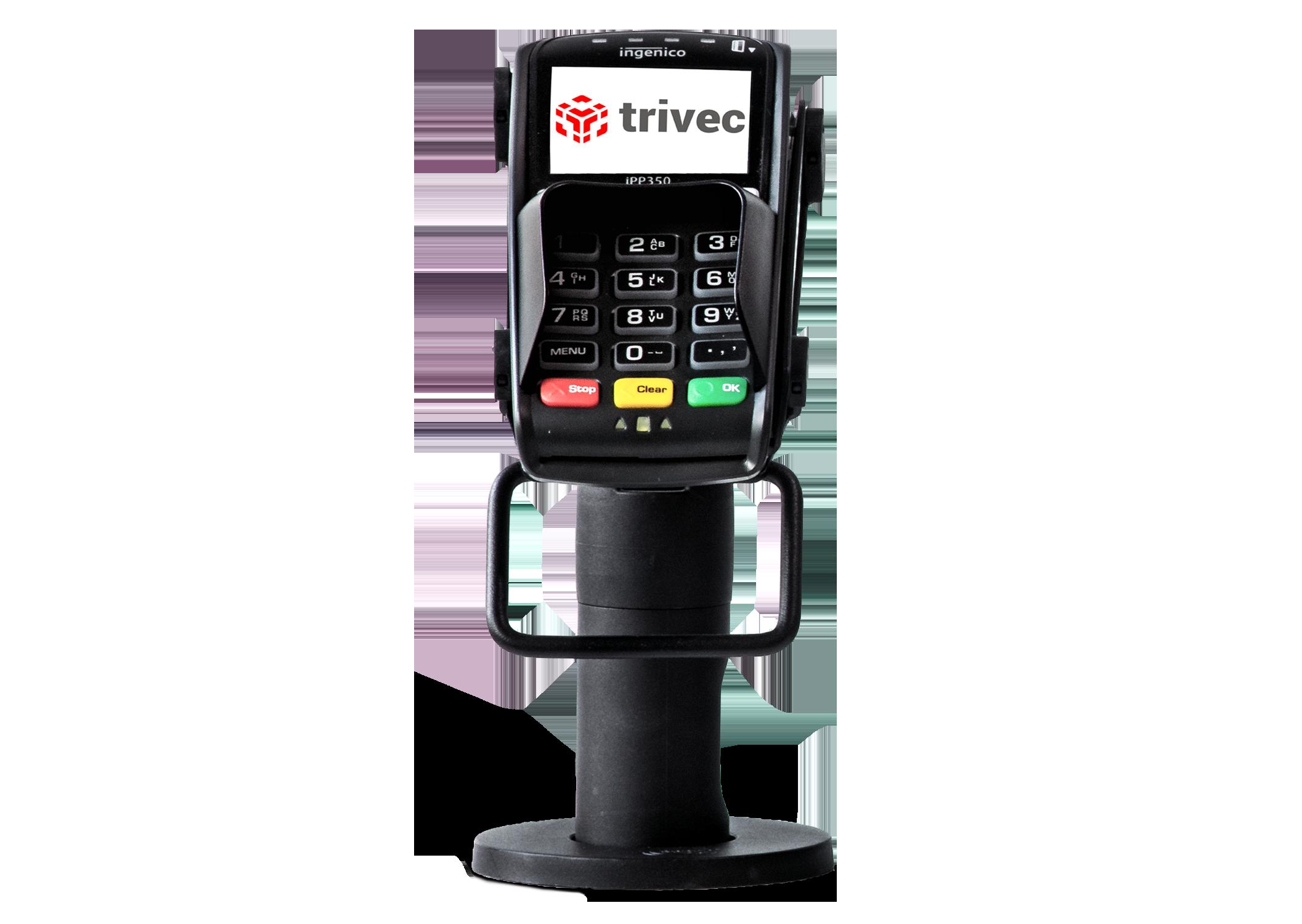 mobil Kortterminal Trivec