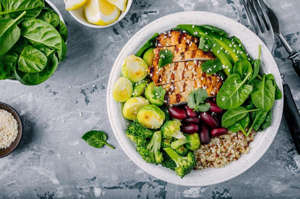 Hälsosamma och gröna alternativ