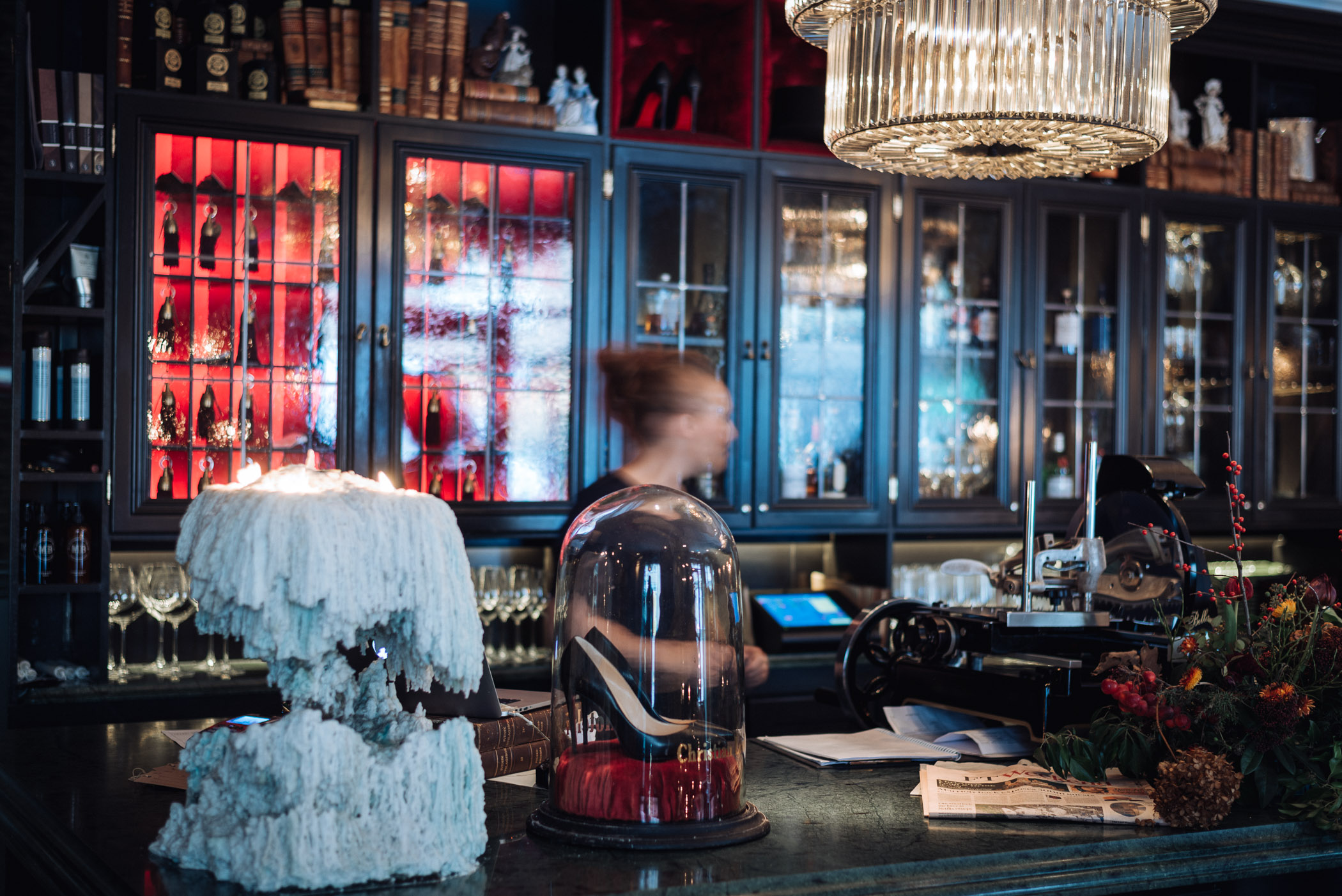 Hotell och restauranger