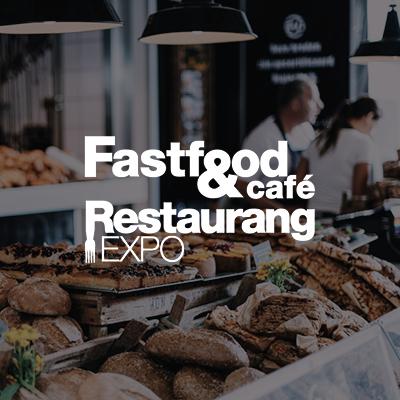Fastfood och Restaurang Expo Malmömässan