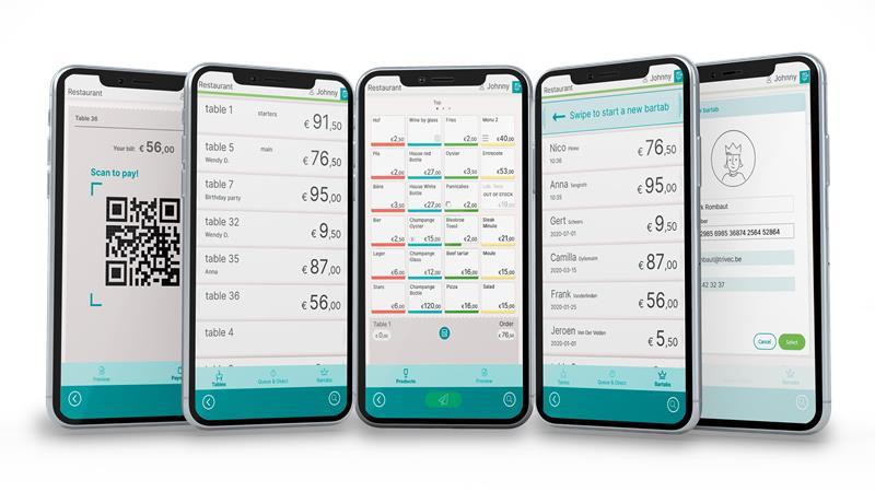 Trivec Handy Multiple Screens