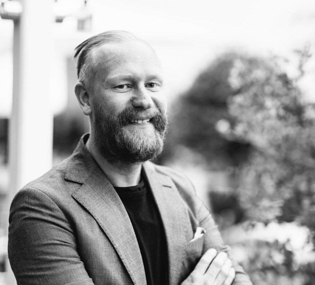 Jesper Svensson är VD för Pepe's Bodega