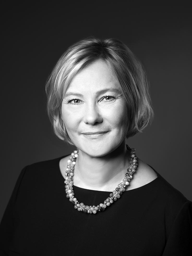 Annika Blondeau Henriksson, CFO Trivec