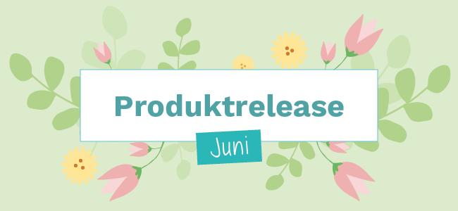 Produktrelease juni